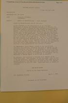 Memo from Donald K. Steinberg re: Update on Rwanda/Burundi - Draft Statement, April 7, 1994