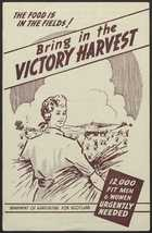 Bring in the Victory Harvest