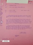 Telegram from U.S. Ambassador Armin H. Meyer to U.S. Department of State, re: Iran-Arab relations, October 14, 1965