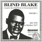 Blind Blake Vol. 1 (1926-1927)