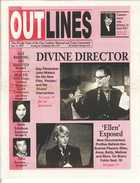 OUTLINES The Weekly Voice of the Gay, Lesbian, Bisexual and Trans Community Sept. 23, 1998 Serving the Community Since 1987