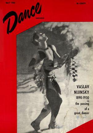 Dance Magazine, Vol. 24, no. 5, May, 1950