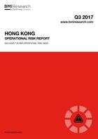 Hong Kong Operational Risk Report: Q3 2017