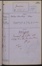 Draft Memo re: Italian Warship, 'Etna,' November 06, 1893