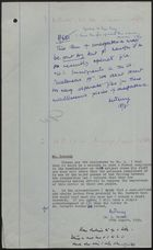 Memo from Miss M. Z. Terry to F. Kennedy re: Formal Complaint, August 28, 1959