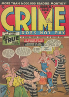 Crime Does Not Pay, Vol. 1 no. 61