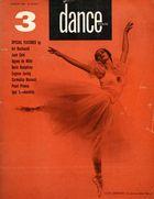 Dance Magazine, Vol. 32, no. 3, March, 1958