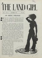 The Land Girl, Vol. 2, No. 7, October 1941