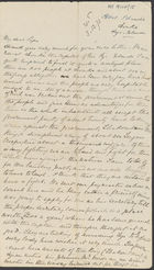 Letter from Robert Walpole to his father, 3 December 1873 (nla.obj-546011012)