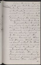 English Translation of Letter from Jose Navarro y Fernandez to Alexander Gollan re: William Gildea and Charles Barnett Case, June 25, 1897