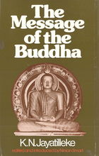 Message of the Buddha