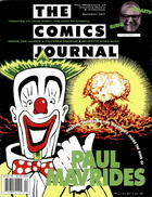 The Comics Journal, no. 167