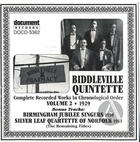 Biddleville Quintette Vol. 2 (1926-1929)