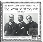The Earliest Black String Bands Vol. 3 (1919-1920)