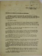 Letter from Inspector L. L. Gilkey to Engineer of Operation and Maintenance re: Leonard H. Stockman and Recruitment of Labor in Canal Zone, August 4, 1920