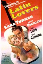 Latin Lovers (1953): Shooting script