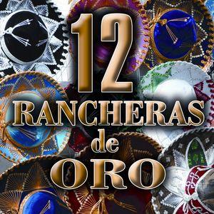 12 Rancheras de Oro