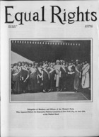 Democrats Refuse Equal Rights Plank