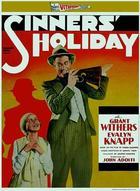 Sinner's Holiday (1930): Shooting script