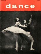 Dance Magazine, Vol. 28, no. 9, September, 1954