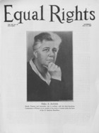 Equal Rights, Vol. 14, no. 24, July 21, 1928