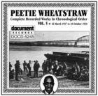 Peetie Wheatstraw Vol. 5 1937-1938