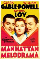 Manhattan Melodrama (1934): Shooting script