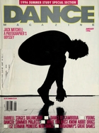 Dance Magazine, Vol. 70, no. 1, January, 1996