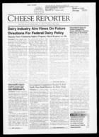 Cheese Reporter, Vol. 125, No. 45, Friday, May 25, 2001