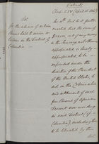 Notes: Extracts from Act for Release of Certain Persons Held to Service or Labour in District of Columbia