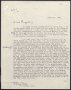 Letter from P. K. Boulnois to H. L. Baggallay, May 10, 1938