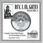 Rev. J.M. Gates Vol. 2 (September 1926)