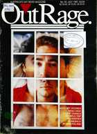 OutRage: Australia's Gay News Magazine - No. 50, July 1987