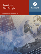 Holiday Song (1952): Shooting script
