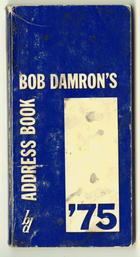 Bob Damron's Address Book '75