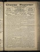 Cheese Reporter, Vol. 55, no. 26, Saturday, March 7, 1931
