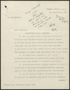 Letter from H. L. Baggallay to Colonel P.  K. Boulnois, September 4, 1939