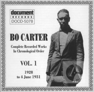 Bo Carter Vol. 1 (1928-1931)
