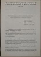 Congrès International de Sexologie Médicale- International Congress of Medical Sexology (Frigidity and Impotency In Anorganic Sterilities - Frigidité Et Impuissance Dans Les Stérilités Anorganiques) - Paris 1974