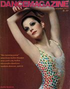 Dance Magazine, Vol. 51, no. 10, October, 1977