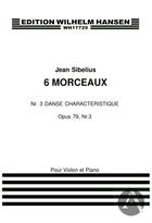6 Morceaux: Nr. 3 Danse Characteristique, Op. 79