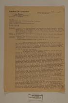 Betreff: Diebstahl von tschechischem...5.2.1947
