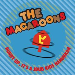 Hurry Up, It's JDub Kids' Hanukkah! Album Art
