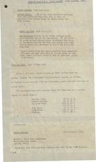 Extract from D.F.O. Daily Report, 21st October, 1939