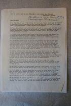 Letter from Grace Frysinger to Florence Applegate, June 9, 1939