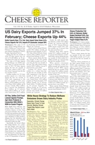 Cheese Reporter, Vol. 138, No. 41, Friday, April 4, 2014