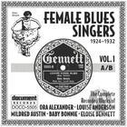 Female Blues Singers Vol. 1 A/B (1924-1932)