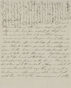 Letter from Arthur Matheson to William Leslie, August 2, 1838