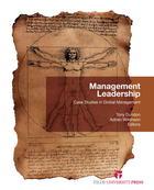 Management Leadership: Case Studies in Global Management