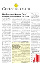 Cheese Reporter, Vol. 138, No. 36, Friday, February 28, 2014
